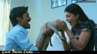 Moonu love song whatsapp status by Arjunsrinivas