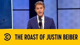 Download How Justin Ended Everyone   Roast Of Justin Bieber Comedy Central Asia Mp3/Mp4