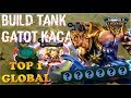 BUILD GATOT KACA TOP 1 GLOBAL | ML TOP PLAYER #5 MP3