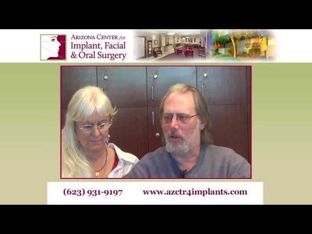 Dental Implants Change Man's Life Forever