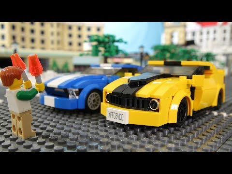 Lego Street Race
