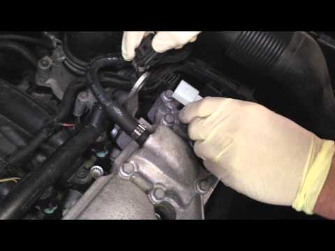 VW Polo Camshaft Position Sensor replacement - How to