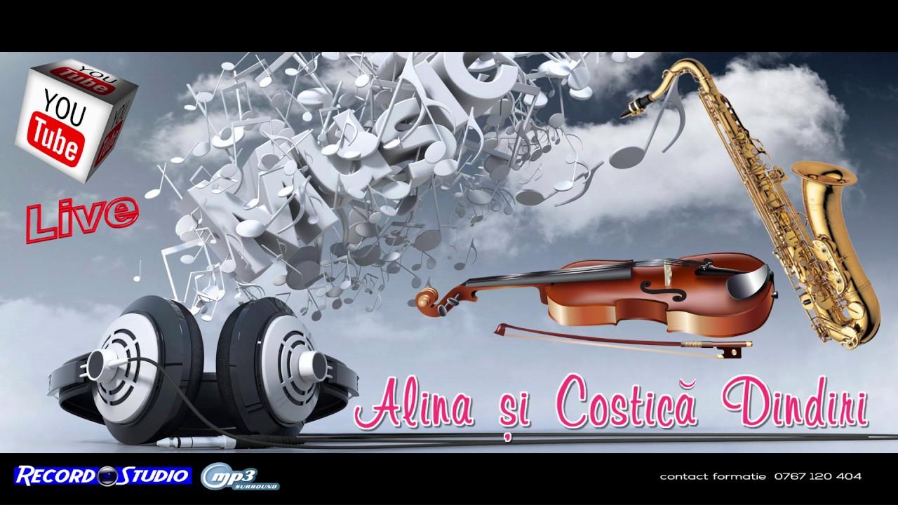Alina si Costica Dindiri | Muzica Populara de Petrecere | Ascultari, Hore si Sarbe | Hituri LIVE