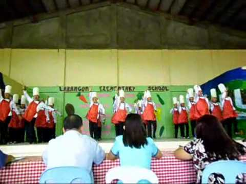Nutrition Month 2012 (zapatera National High School-2nd Place) video