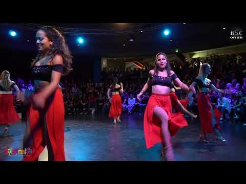 Guateque Ladies Stargate Show (BERLIN SALSA CONGRESS 2018)