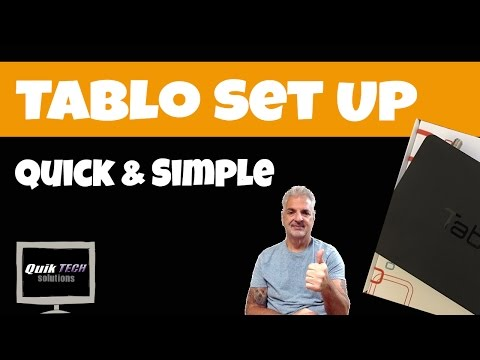 How To Configure Your Tablo DVR
