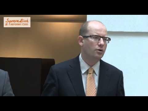 B.Sobotka: Ještě je čas zachránit 90 miliard z fondů EU. Vláda musí jednat - 27.2.2013