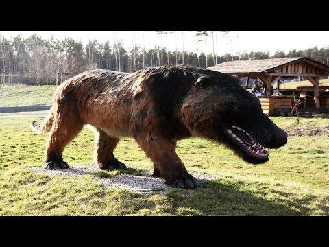 7 Erschreckende Tiere - Die Zum Glück Ausgestorben Sind!