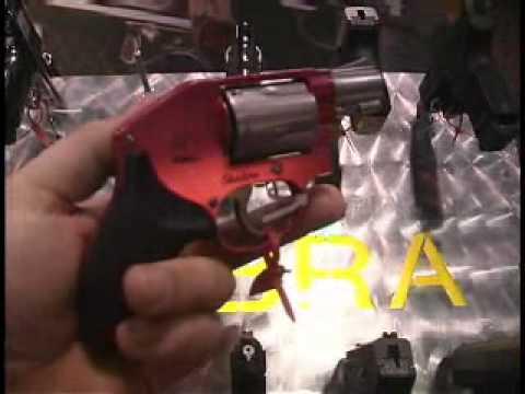 Cobra Firearms on Police Tech-TV