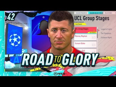 FIFA 20 ROAD TO GLORY #42 - WE DID IT!!