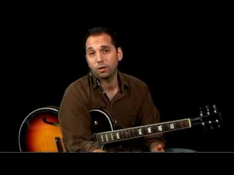 West Coast Blues Guitar Lessons - Introduction