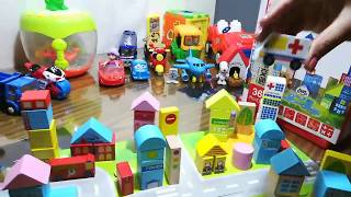 Toy City Video For Kids
