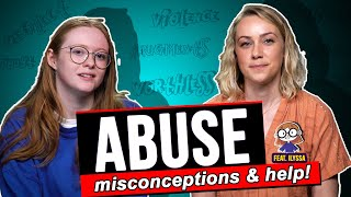 Addressing The Myths About Abusive Relationships w/Illymation | Kati Morton