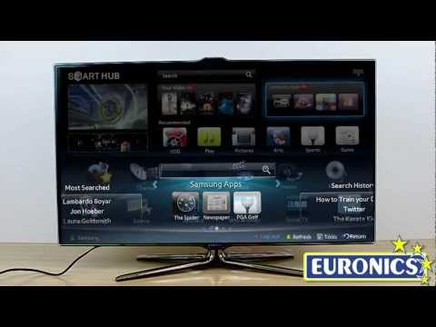 TV LED 3D Samsung UE46ES7000