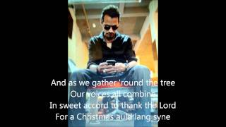 Watch Marc Anthony Christmas Auld Lang Syne video