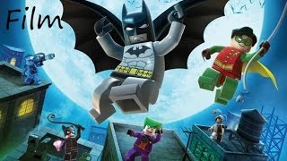 LEGO Batman l FULL MOVIE Film complet Français (cinématique du jeux)