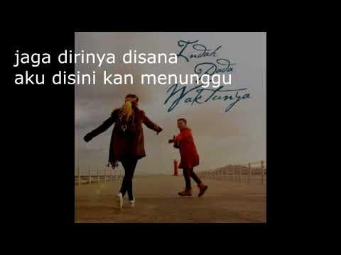 Rizky Febian feat  Aisyah Aziz   Indah Pada Waktunya  Lyrics Video