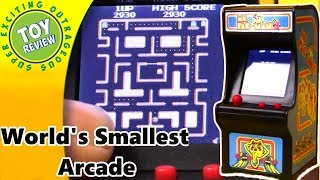 World's Smallest Arcade - Ms. Pac-Man by Super Impulse