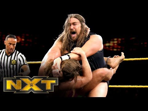 Matt Riddle vs. Kassius Ohno WWE NXT, Dec. 4, 2019