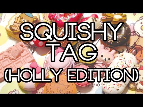 Squishy Tag This Or That : Squishy Tag (Holly Edition)! - YouTube