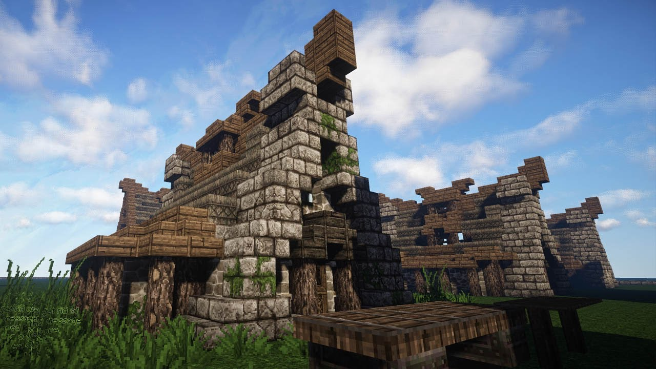 Windhelm Inspired Houses Youtube