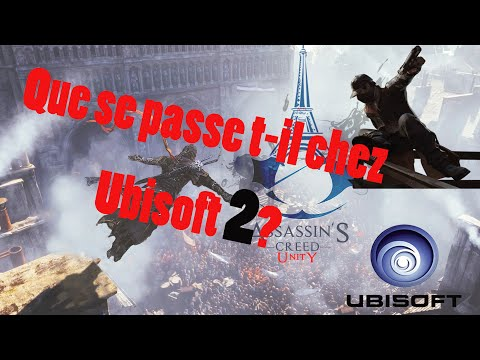 Que se passe t-il chez Ubisoft 2? (Watch Dogs et Assasins Creed)