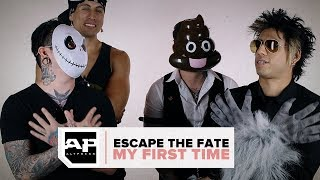 Escape The Fate on Recent Regrets and Other Hilarious Memories