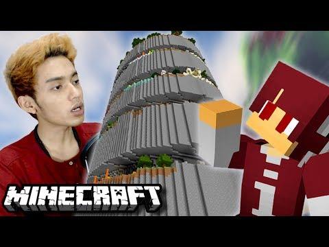 ADA APA DI PUNCAKNYA DAH ?! | Parkour Map | Minecraft Indonesia