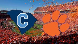 Citadel vs. #2 Clemson | 2017 Highlights