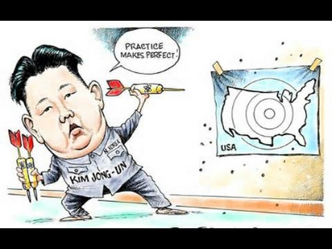 North Korea Nuclear Threat Breaking news May 12 2015 Last days End Times News Prophecy update