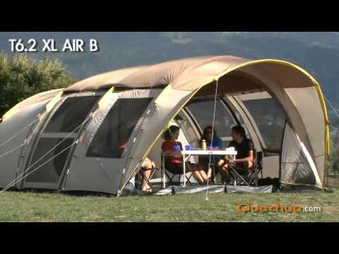 Quechua T6 2 Tent Youtube