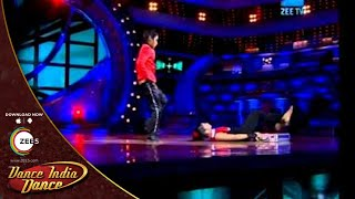 DID L'il Masters Season 3 - Episode 13 - April 12, 2014 - Teriya & Vishal - Performance