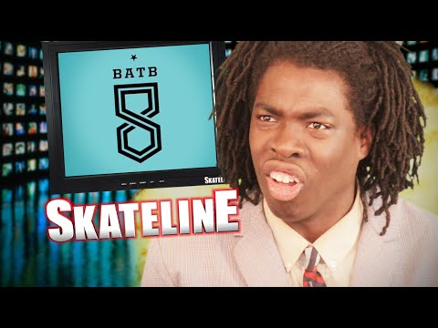 SKATELINE - Shane O'Neill vs Sewa, Mark Suciu, Supreme Sickness, Nyjah Huston, Steve O and more