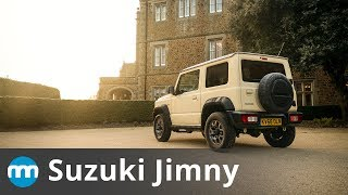 2019 Suzuki Jimny Review! Who Needs A G Wagon? New Motoring