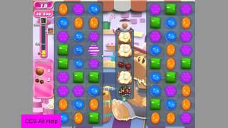 Candy Crush Saga Level 1322 NO BOOSTERS