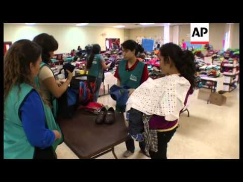 Spike in migrants from Central American, many unaccompanied children, mothers with kids in border to