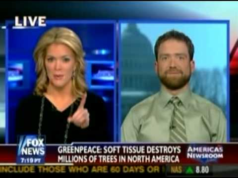 Greenpeace Wipes Away Fox News