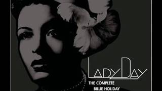 Watch Billie Holiday Says My Heart video