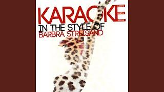 Second Hand Rose Karaoke Version