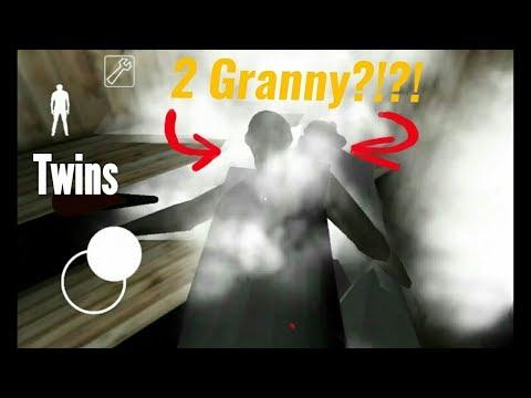 2 Granny Twins Chilling Inside The Sauna😂😂😂