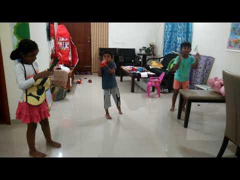 Satvi and friends : kids rock band thumbnail