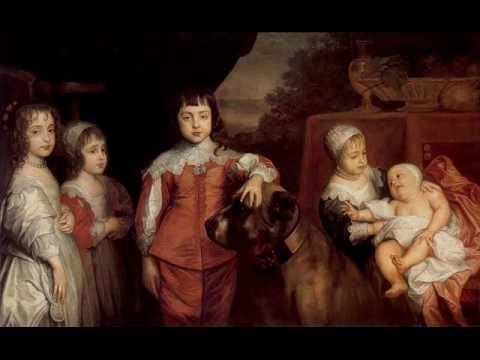This is a sad lullaby for the Stuart Children. The Parliamentarians have executed their Father, Charles I, and it seems hopeless that they will ever return t...