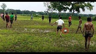 Village lFinal Footbal 2018 in the Bangladesh   গ্রামের ফাইনাল ফুটবল ২০১৮