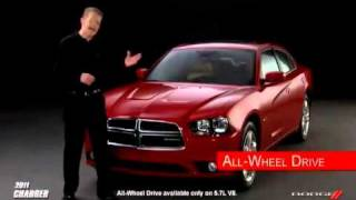 2011 Dodge Charger Advantage