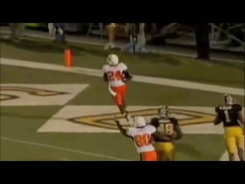 Kendall Hunter RB #24 Oklahoma State Highlights