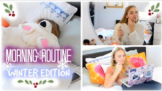 MORNING ROUTINE: Winter Holiday Edition