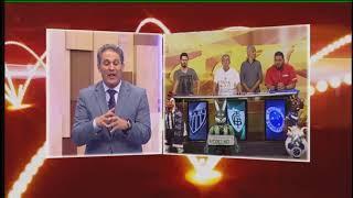 Transmissão ao vivo de Alterosa Esporte