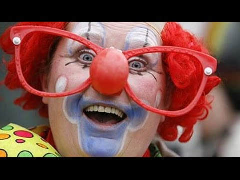 Has Social Media Caused A Spate Of Attacks By 'Armed Clowns' In France?