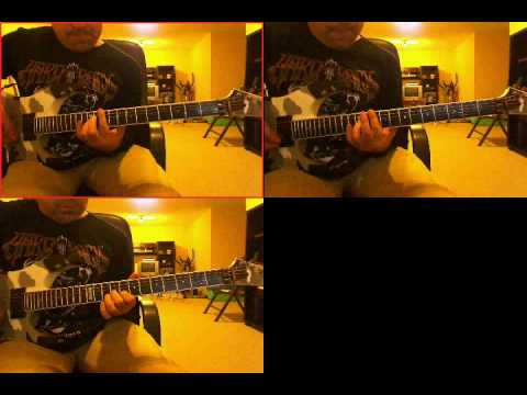 (MULTI CAM COVER) Killswitch Engage - The End Of Heartache