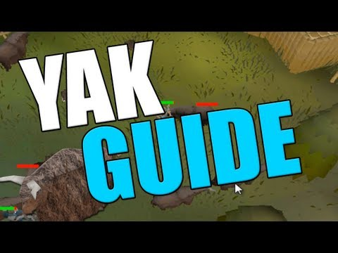 Runescape 2007 [Old School] – ULTIMATE Combat Guide – Yaks In-Depth